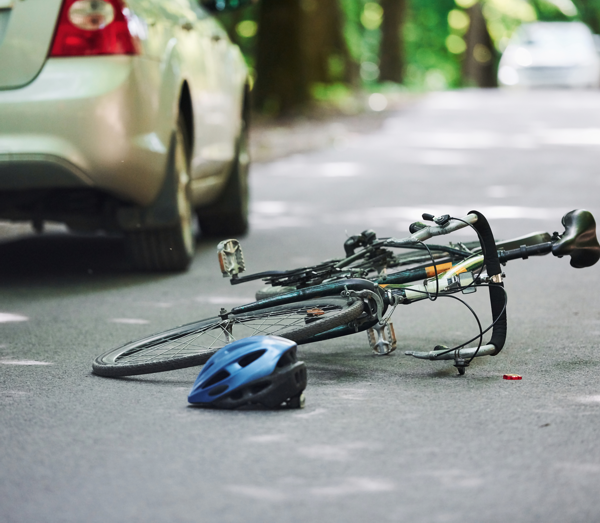 personal injury law - bike accident